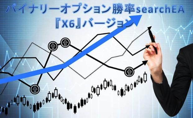 バイナリーオプション勝率searchEA『X6』バージョン